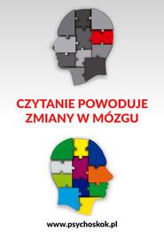 okładka Czytanie powoduje zmiany w mózgu, Ebook   Psychoskok