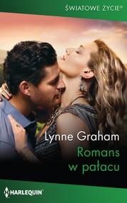 okładka Romans w pałacu, Ebook | Lynne Graham