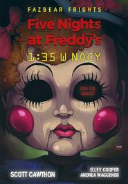 okładka Five Nights At Freddy's. 1:35 w nocy, Ebook | Scott Cawthon