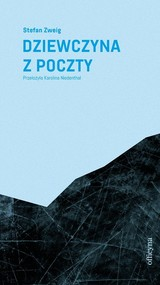 okładka Dziewczyna z poczty, Książka | Zweig Stefan
