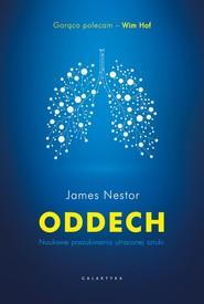 okładka Oddech Naukowe poszukiwania utraconej sztuki, Książka | James Nestor