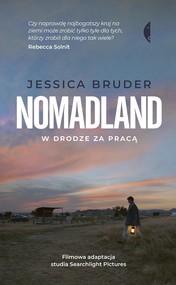 okładka Nomadland W drodze za pracą, Książka | Jessica Bruder