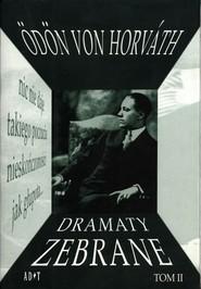 okładka Dramaty zebrane Tom 2, Książka | Odon Horvath von