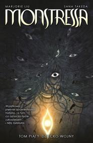 okładka Monstressa Tom 5, Książka | Takeda S.