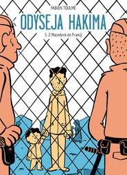 okładka Odyseja Hakima Tom 3, Książka | Toulme F.