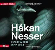 okładka Człowiek bez psa, Audiobook | Håkan Nesser