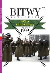 okładka Bitwy Kawalerii nr 15 Wola Zbrożkowa, Książka |