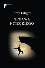 okładka Sprawa Niteckiego, Książka | Edigey Jerzy