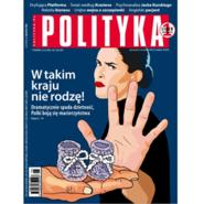 okładka AudioPolityka Nr 06 z 03 lutego 2021 roku, Audiobook | Polityka