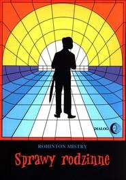 okładka Sprawy rodzinne, Książka | Rohinton Mistry