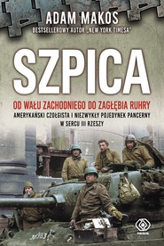 okładka Szpica, Ebook | Adam Makos