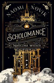 okładka Mroczna wiedza, Ebook | Naomi Novik