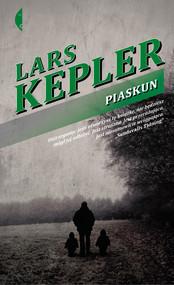 okładka Piaskun, Ebook   Lars Kepler