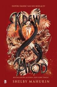 okładka Krew i miód, Książka | Shelby  Mahurin