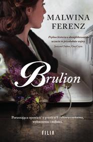 okładka Brulion, Ebook | Malwina Ferenz