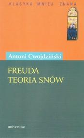 okładka Freuda teoria snów. Komedia w 3 aktach, Ebook | Antoni  Cwojdziński