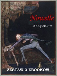 okładka Nowelle z angielskim. Zestaw 3 ebooków, Ebook | Edgar Allan Poe, Marta Owczarek, Arthur Conan Doyle