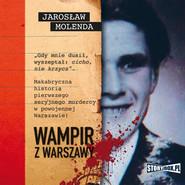 okładka Wampir z Warszawy, Audiobook | Jarosław  Molenda