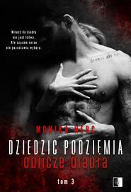 okładka Dziedzic podziemia, Ebook | Monika Nerc