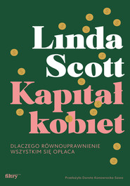 okładka Kapitał kobiet, Ebook   Scott Linda
