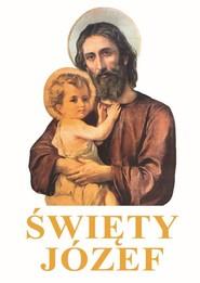okładka Święty Józef, Książka |