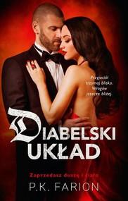 okładka Diabelski układ, Książka | Farion P.K.