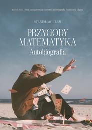 okładka Przygody matematyka [wyd. filmowe], Ebook | Stanisław Ulam