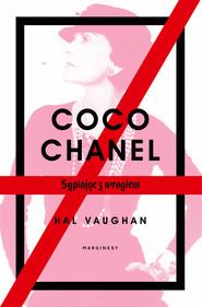 okładka Coco Chanel. Sypiając z wrogiem, Ebook | Hal  Vaughan
