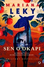 okładka Sen o okapi, Książka | Mariana Leky