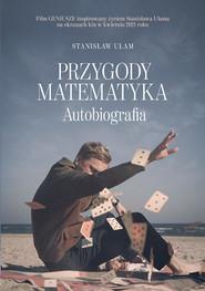 okładka Przygody matematyka [wyd. filmowe], Książka | Stanisław Ulam