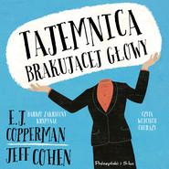 okładka Tajemnica brakującej głowy, Audiobook | E.J Copperman, Jeff Cohen
