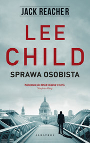 okładka SPRAWA OSOBISTA, Ebook | Lee Child