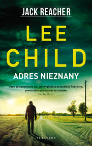 okładka ADRES NIEZNANY, Ebook | Lee Child