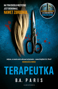 okładka TERAPEUTKA, Ebook | B.A. Paris