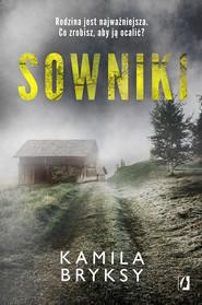 okładka Sowniki, Ebook | Kamila Bryksy
