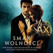 okładka Smak wolności, Audiobook | Joanna Jax