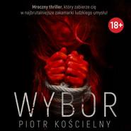 okładka Wybór, Audiobook | Piotr Kościelny