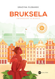 okładka Bruksela, Ebook | Grażyna Plebanek