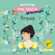 okładka Klasyka dla dzieci. Perswazje, Audiobook | Jane Austen