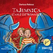 okładka Na tropach tajemnic. Tom 1. Tajemnica starej dzwonnicy, Audiobook | Dariusz Rekosz