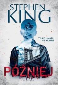 okładka Później, Książka | Stephen King