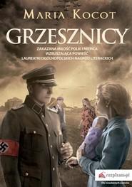 okładka Grzesznicy, Książka | Maria Kocot