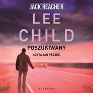 okładka POSZUKIWANY, Audiobook | Lee Child