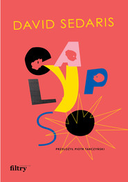 okładka Calypso, Ebook | Sedaris David
