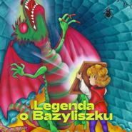 okładka Legenda o Bazyliszku, Audiobook   Sobczak Andrzej