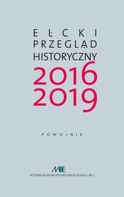 okładka Ełcki Przegląd Historyczny nr 2/2016-2019, Ebook | Praca zbiorowa