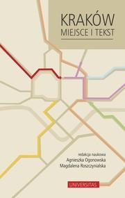 okładka Kraków. Miejsce i tekst, Ebook | Praca zbiorowa
