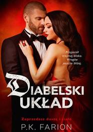 okładka Diabelski układ, Ebook | Farion P.K.