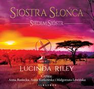 okładka SIOSTRA SŁOŃCA. SIEDEM SIÓSTR, Audiobook | Lucinda Riley