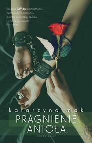 okładka Pragnienie anioła, Ebook | Katarzyna Mak